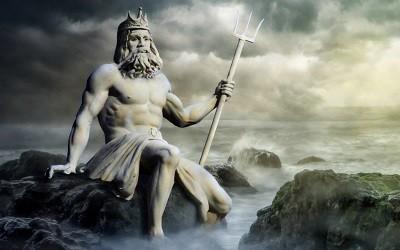 O Deus Poseidon
