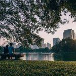 Jardim de bangkok